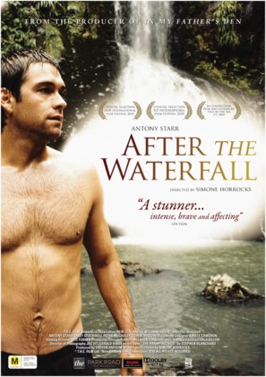 After the Waterfall - New Zealand Movie Poster (thumbnail)