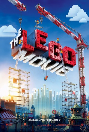 The Lego Movie - Teaser movie poster (thumbnail)