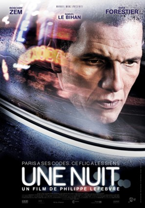 Une Nuit - French Movie Poster (thumbnail)