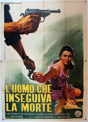 Vacances en enfer - Italian Movie Poster (thumbnail)