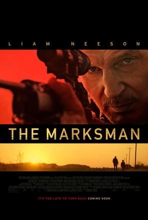 The Marksman - Movie Poster (thumbnail)