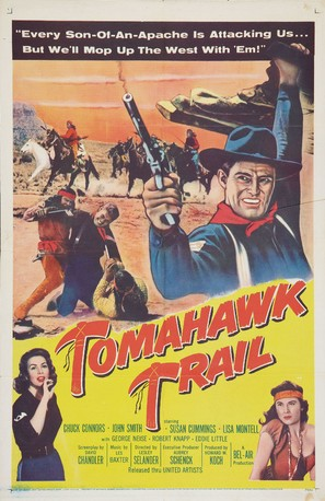 Tomahawk Trail - Movie Poster (thumbnail)