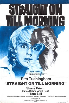 Straight on Till Morning - British Movie Poster (thumbnail)