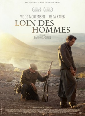 Loin des hommes - French Movie Poster (thumbnail)