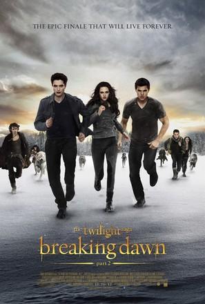 The Twilight Saga: Breaking Dawn - Part 2 - Movie Poster (thumbnail)
