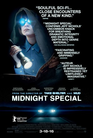 Midnight Special - Movie Poster (thumbnail)