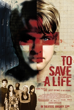 To Save a Life - Movie Poster (thumbnail)