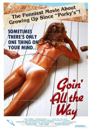Goin' All the Way - Movie Poster (thumbnail)