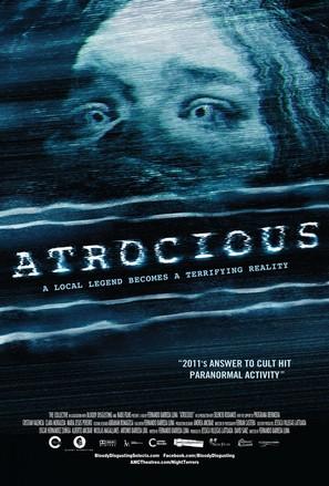 Atrocious - Movie Poster (thumbnail)
