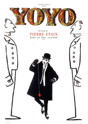 Yoyo - French Movie Poster (thumbnail)