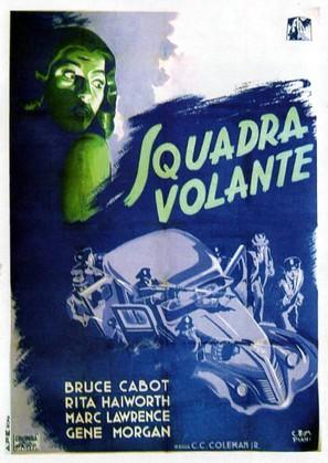 Homicide Bureau - Italian Movie Poster (thumbnail)