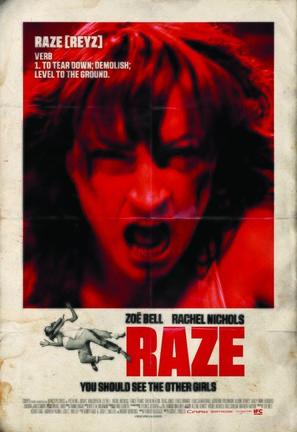 Raze - Movie Poster (thumbnail)