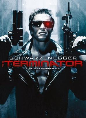The Terminator - DVD movie cover (thumbnail)