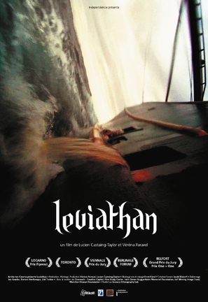 Leviathan - French Movie Poster (thumbnail)