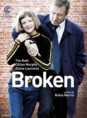 Broken - French Movie Poster (thumbnail)