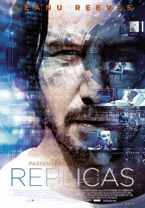 Replicas - British Movie Poster (thumbnail)