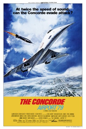 The Concorde: Airport '79 - Movie Poster (thumbnail)