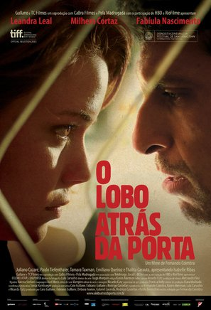 O Lobo atrás da Porta - Brazilian Movie Poster (thumbnail)