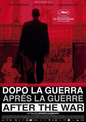 Dopo la guerra - French Movie Poster (thumbnail)