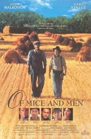 Of Mice and Men - Movie Poster (thumbnail)