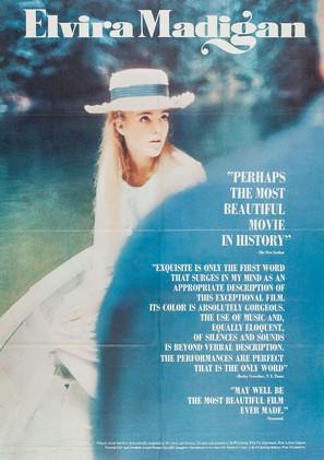Elvira Madigan - Movie Poster (thumbnail)