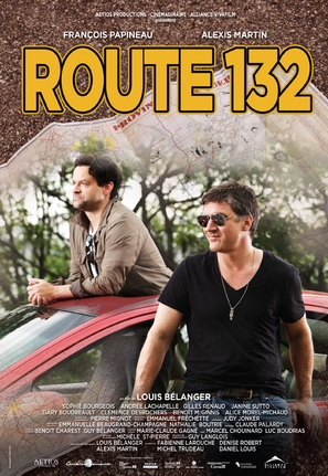 Route 132 - Canadian Movie Poster (thumbnail)