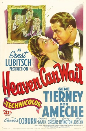 Heaven Can Wait - Movie Poster (thumbnail)