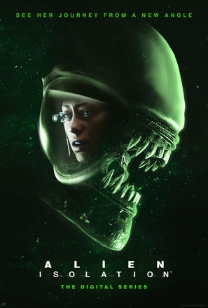 Alien: Isolation - Movie Poster (thumbnail)