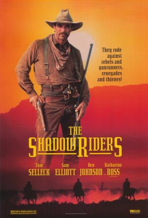 The Shadow Riders - Movie Poster (thumbnail)