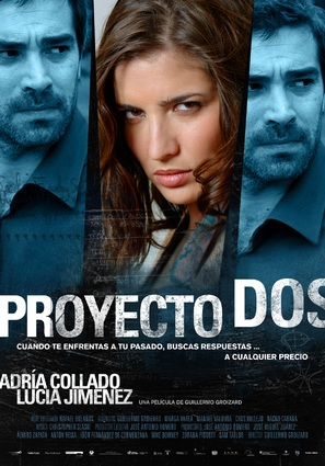 Proyecto Dos - Spanish Movie Poster (thumbnail)