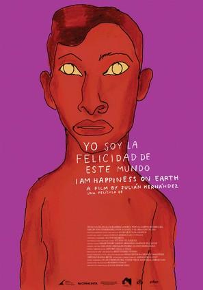 Yo soy la felicidad de este mundo - Mexican Movie Poster (thumbnail)
