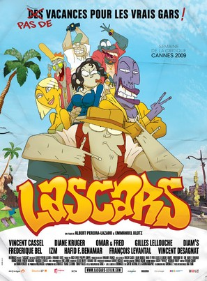 Les lascars - French Movie Poster (thumbnail)