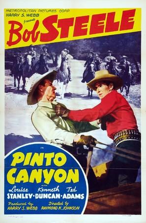 Pinto Canyon