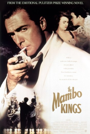 The Mambo Kings - Movie Poster (thumbnail)