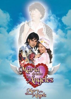 """""""María de todos los Ángeles"""" - Mexican Movie Poster (thumbnail)"""