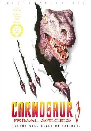 Carnosaur 3: Primal Species - DVD movie cover (thumbnail)