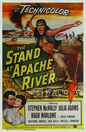 The Stand at Apache River - Movie Poster (thumbnail)