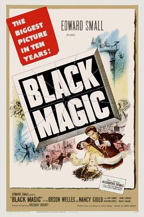 Black Magic - Movie Poster (thumbnail)