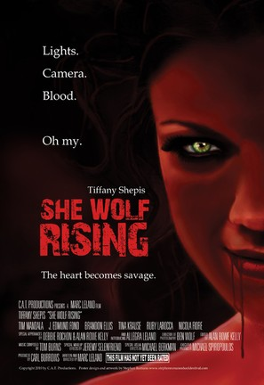 She Wolf Rising - Movie Poster (thumbnail)