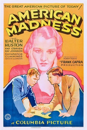 American Madness - Movie Poster (thumbnail)