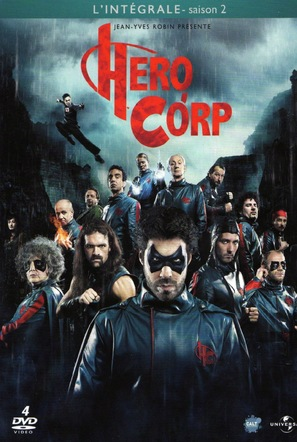 Hero Corp - French Movie Cover (thumbnail)