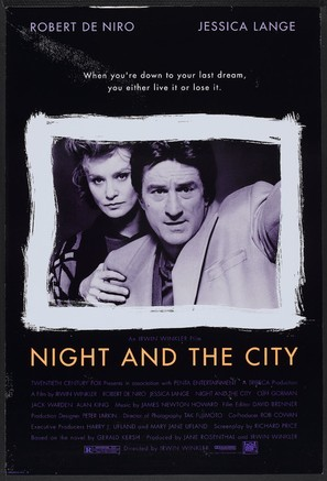 Night and the City - Movie Poster (thumbnail)