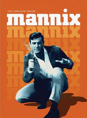 """Mannix"" - DVD movie cover (thumbnail)"