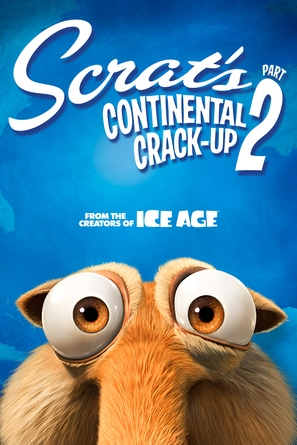Scrat's Continental Crack-Up: Part 2 - DVD movie cover (thumbnail)
