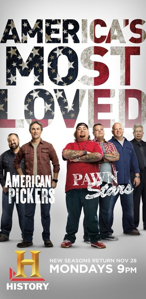 """Pawn Stars"" - Movie Poster (thumbnail)"