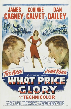 What Price Glory - Movie Poster (thumbnail)