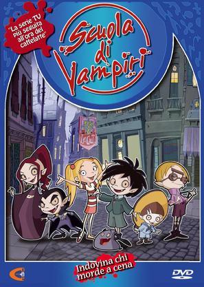 """""""Die Schule der kleinen Vampire"""" - Italian Movie Cover (thumbnail)"""