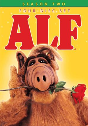 """ALF"" - DVD movie cover (thumbnail)"