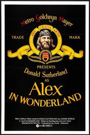 Alex in Wonderland - Theatrical movie poster (thumbnail)