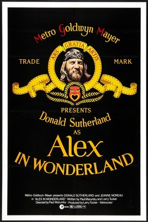 Alex in Wonderland - Theatrical poster (thumbnail)